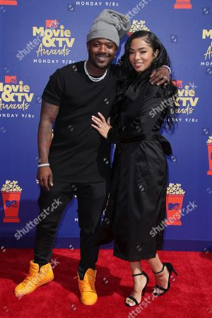 Ray J and Princess Love