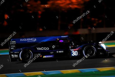Editorial picture of Le Mans 24-hour race, France - 16 Jun 2019