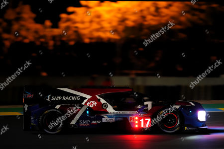 Editorial photo of Le Mans 24-hour race, France - 16 Jun 2019