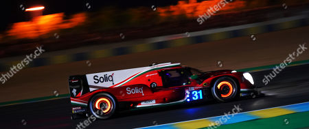 Editorial image of Le Mans 24-hour race, France - 16 Jun 2019
