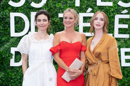 Editorial picture of 'The Young and the Restless' TV show photocall, 59th Monte Carlo Television Festival, Monaco - 15 Jun 2019