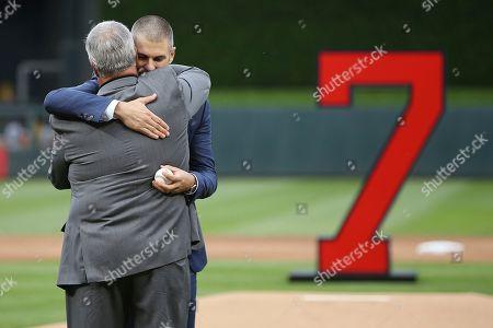Editorial image of Royals Twins Baseball, Minneapolis, USA - 15 Jun 2019