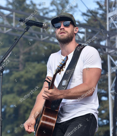 Stock Photo of Chase Rice