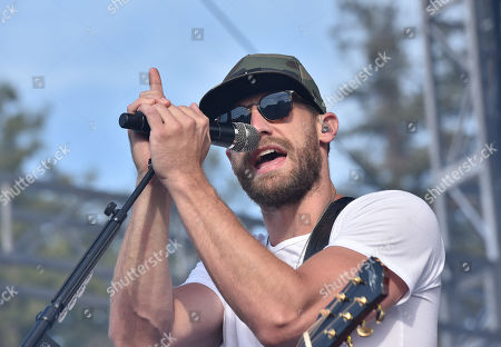 Stock Image of Chase Rice