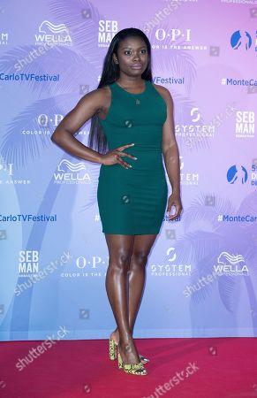 Editorial photo of TV Series Party, 59th Monte Carlo Television Festival, Monaco - 15 Jun 2019