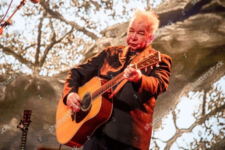 John Prine performs at the Bonnaroo Music and Arts Festival, in Manchester, Tenn