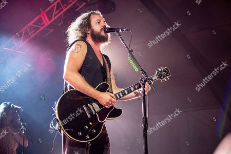 Jim James performs at the Bonnaroo Music and Arts Festival, in Manchester, Tenn