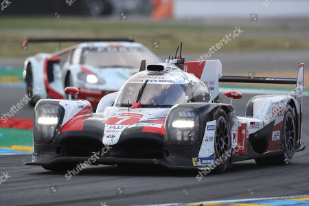 Editorial picture of 24h Auto Racing, Le Mans, France - 16 Jun 2019