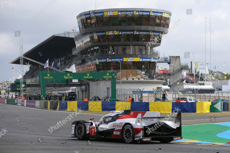 Editorial image of 24h Auto Racing, Le Mans, France - 16 Jun 2019
