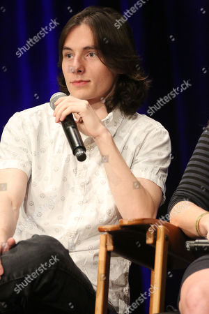 Stock Picture of Jared Gilmore
