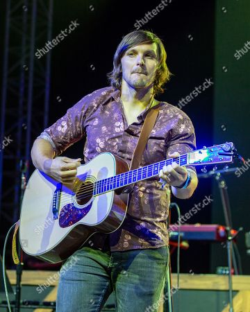 Stock Picture of Old Crow Medicine Show - Charlie Worsham