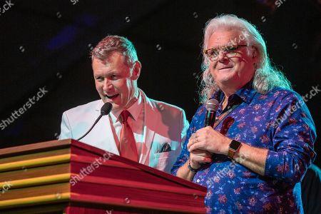 Bill Cody and Ricky Skaggs
