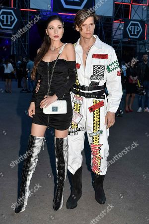 Madalina Doroftei and Alessandro Egger
