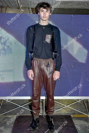 Trussardi presentation, Milan Fashion Week Men's