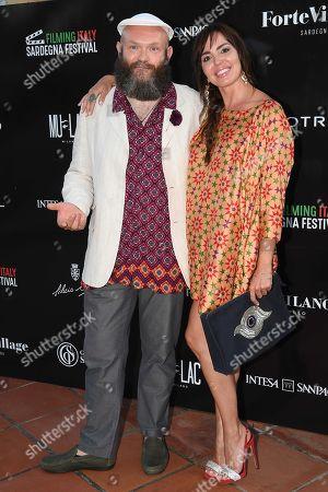 Marta Milans and Darko Peric