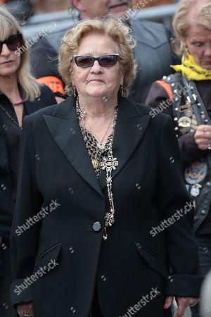 Elyette Boudou ('Mamie Rock')