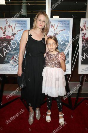 Editorial picture of 'Maiden' film premiere, Los Angeles, USA - 14 Jun 2019
