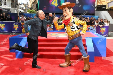 'Toy Story 4' film premiere, London
