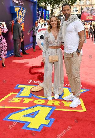 Editorial picture of 'Toy Story 4' film premiere, London, UK - 16 Jun 2019
