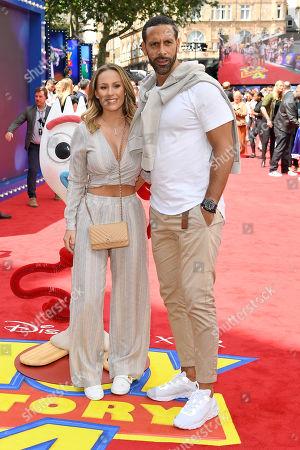 Editorial image of 'Toy Story 4' film premiere, London, UK - 16 Jun 2019