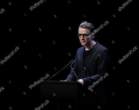 Stock Picture of Jens Harzer during the Iffland Ring awarding at the Burgtheater in Vienna, Austria, 16 June 2019. Jens Harzer receives the Iffland Ring, which is awarded to the most worthy actor of the German-speaking theatre.