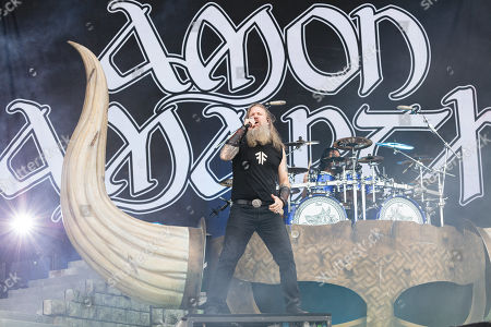 Amon Amarth - Johan Hegg