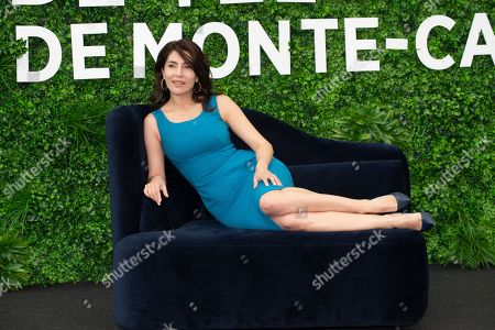 Editorial picture of 'Le temps est assassin' TV show photocall, 59th Monte Carlo Television Festival, Monaco - 16 Jun 2019