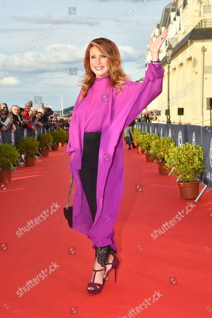 Editorial picture of Day 3, 33rd Cabourg Film Festival, France - 14 Jun 2019