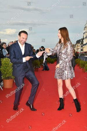 Editorial image of Day 3, 33rd Cabourg Film Festival, France - 14 Jun 2019