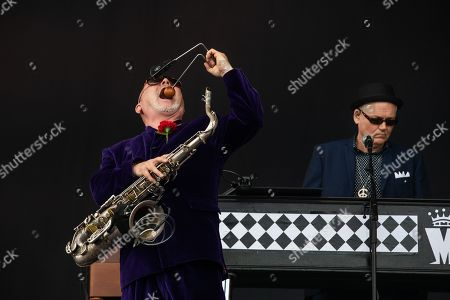 Stock Photo of Madness - Lee Thompson