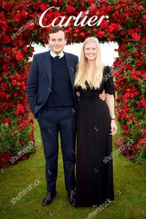 Freddie Coleridge and Emma Weaver