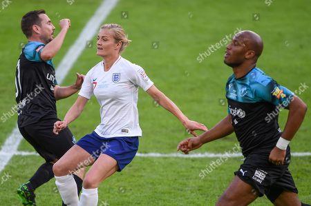 Editorial image of Soccer Aid for Unicef, Stamford Bridge, London, UK - 16 Jun 2019