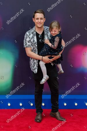 Editorial photo of 'Toy Story 4' film premiere, London, UK - 16 Jun 2019