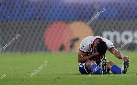 Paraguay v Qatar