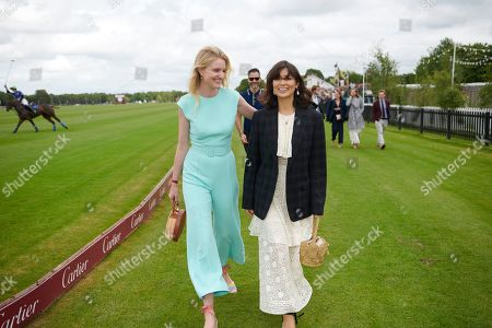 Candice Lake and Jasmine Hemsley