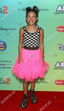 Editorial image of ARDYs: A Radio Disney Music Celebration, Arrivals, CBS Studio Center, Los Angeles, USA - 16 Jun 2019