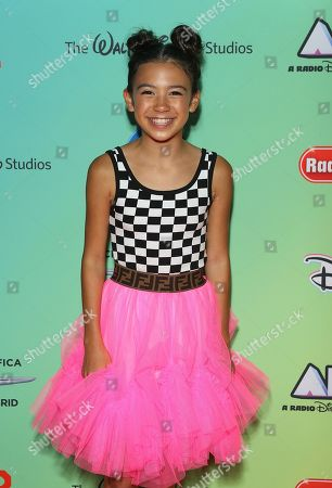 Editorial photo of ARDYs: A Radio Disney Music Celebration, Arrivals, CBS Studio Center, Los Angeles, USA - 16 Jun 2019