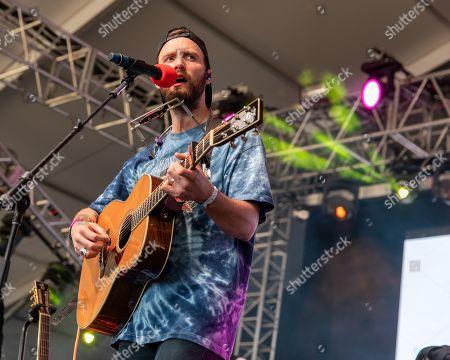 Editorial photo of Bonnaroo Music and Arts Festival, Day 3, Manchester, USA - 15 Jun 2019