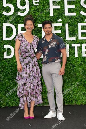 Christina Chang and Nicholas Gonzalez