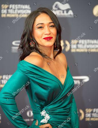 Editorial photo of 59th Monte Carlo Television Festival opening ceremony, Monaco - 14 Jun 2019