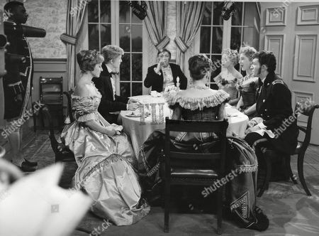 Helena Hughes as Regina, Graydon Gould as Eric MacClure, Alan Gifford as Edward Broderick, Karal Gardner as Angelina Broderick, Juliet Cooke as Miss Priolleau, Noel Dyson as Laura Priolleau and Peter Wyngarde as Jan Wicziewsky