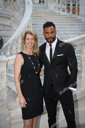 Stock Photo of Rory Kennedy, Ricky Whittle