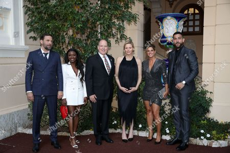 Editorial image of Cocktails at the Palace party, 59th Monte Carlo Television Festival, Monaco - 16 Jun 2019