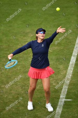Editorial photo of Nature Valley Classic 2019, Tennis, The Edgbaston Priory Club, Birmingham, UK - 17 June 2019
