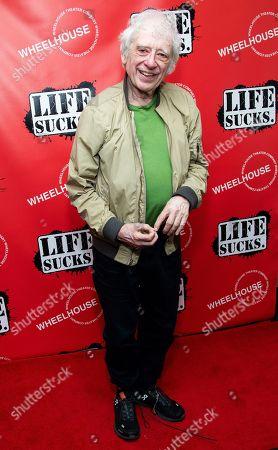Editorial picture of 'LIFE SUCKS' Opening Night, New York, USA - 16 Jun 2019