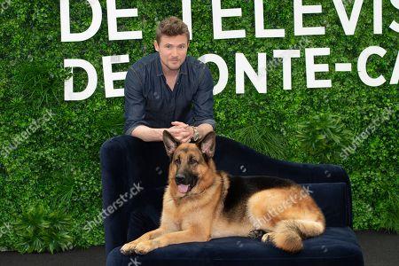 Editorial picture of 'Hudson and Rex' TV show photocall, 59th Monte Carlo Television Festival, Monaco - 17 Jun 2019