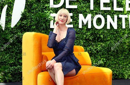 Editorial picture of 'Frankie Drake Mysteries' TV show photocall, 59th Monte Carlo Television Festival, Monaco - 17 Jun 2019
