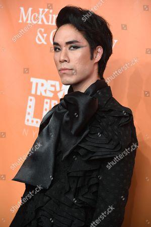 Stock Photo of Eugene Lee Yang