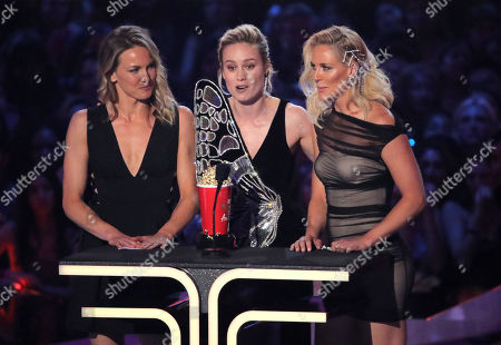 Editorial picture of MTV Movie & TV Awards, Show, Barker Hangar, Los Angeles, USA - 15 Jun 2019