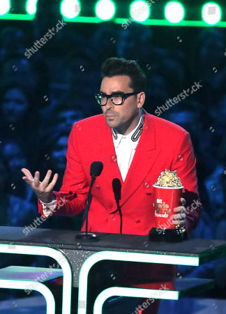 Dan Levy Stock Photos, Editorial Images and Stock Pictures